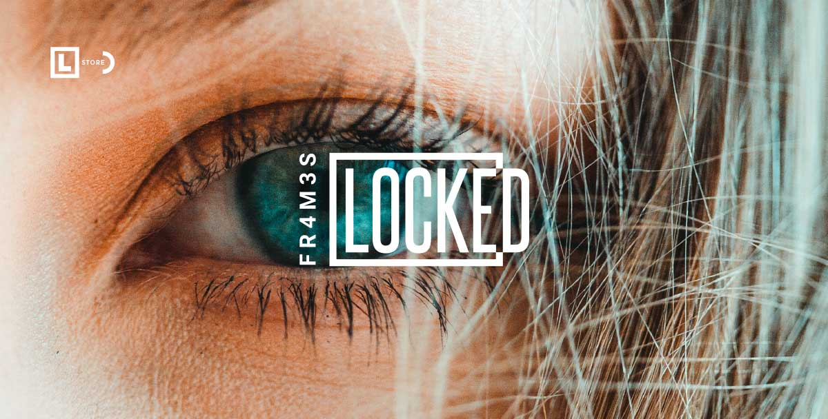 Locked Frames eye